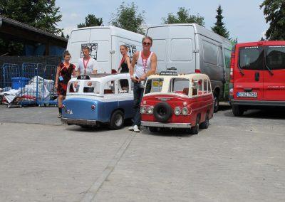 Crew buschauffeurs Open Flair, Eschwege.